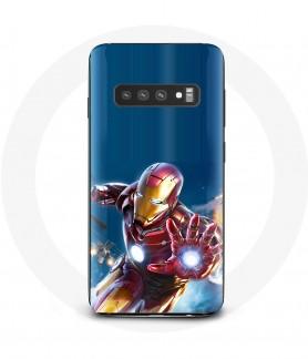 Galaxy S10 Case Iron Man