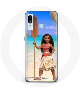 Galaxy A30 case moana