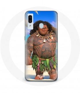 Galaxy A30 case moana Maui...