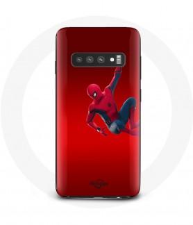 Coque Galaxy S10 Spider-Man