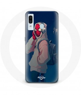 Galaxy A30 casa spider man...