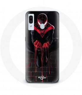 Galaxy A30 case spider man