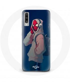 Galaxy A30 case spider man...