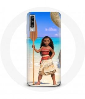 Galaxy A70  case moana