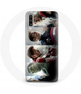 Galaxy A70 case avengers...