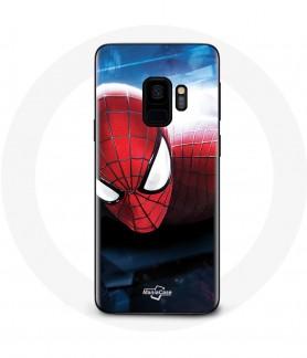 Coque Galaxy S9 Spider Man