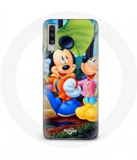 Galaxy A70 case mickey...