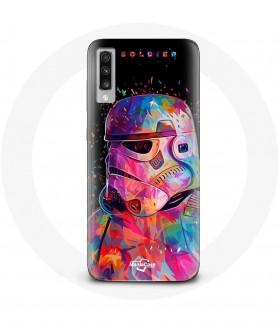 Galaxy A70 case star wars...