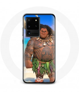 Galaxy S20 case moana Maui hook