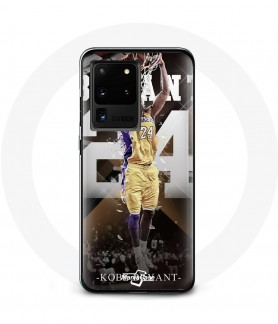Galaxy S20 case hull kobe bryant dunk lakers 24 NBA