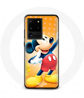Galaxy S20 case Mickey...