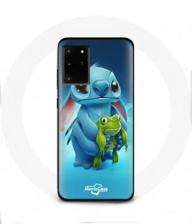 Galaxy S20 plus case Stitch...