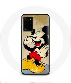 Galaxy S20 plus case mickey mouse mustache maniacase