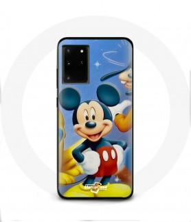 Galaxy S20 plus case mickey...