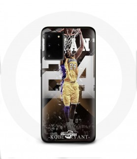 Galaxy S20 plus case kobe bryant dunk lakers 24 NBA