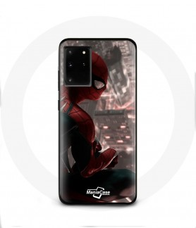 Galaxy S20 plus Avengers Spider Man case Homecoming