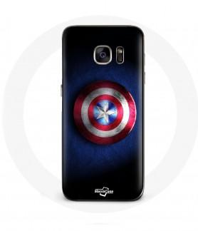 Galaxy S6 captain america...