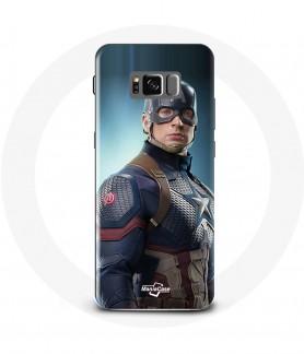 Galaxy S8 Case Captain...