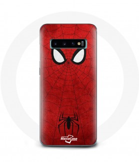 Galaxy S10 spider man...