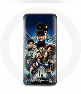 Galaxy S10 black panther case