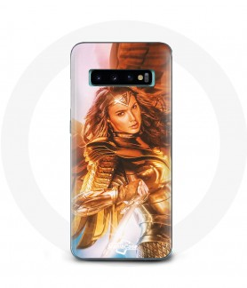 Galaxy S10 wonder woman case