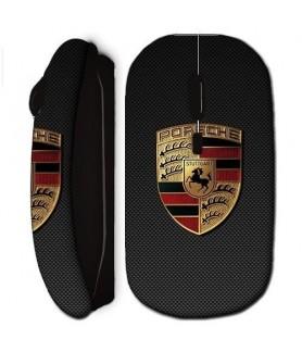 Souris sans fil Porsche Carrera Carbone Noire
