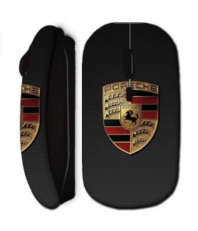 Wireless mouse Porsche Carrera Carbon Black
