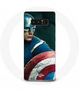 Galaxy Note 8 Case Captain...