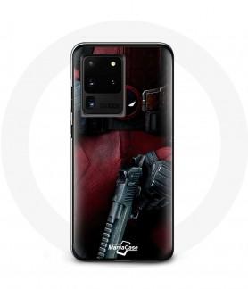 Galaxy S20 deadpool case