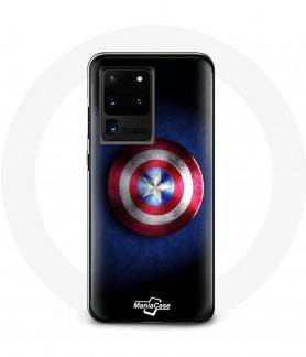 Galaxy S20 captain america...