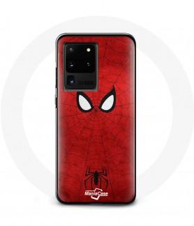 Galaxy S20 spider man...