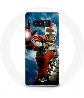 Galaxy Note 8 Iron Man Case