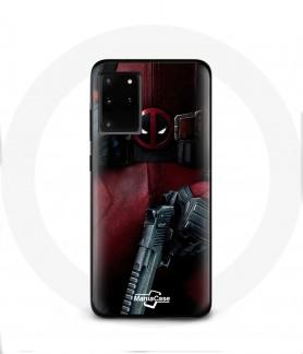 Galaxy S20 Plus deadpool case