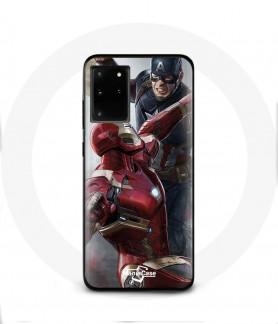 Galaxy S20 Plus iron-man...