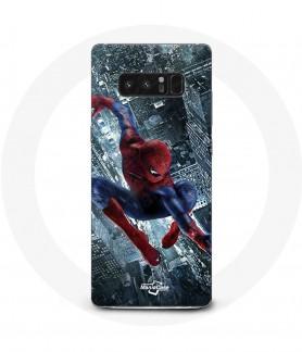 Galaxy Note 8 Spider Man Case