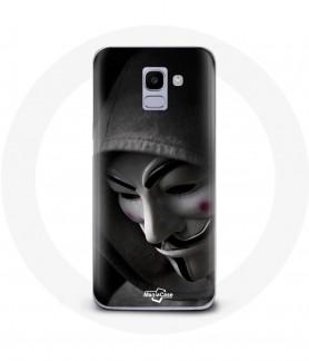 Galaxy J6 Anonymous case