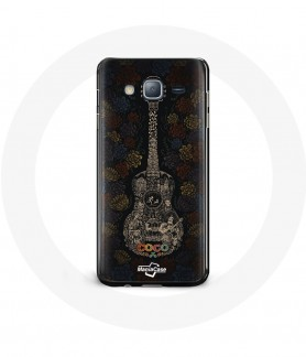 Galaxy J3 2016 guitar case