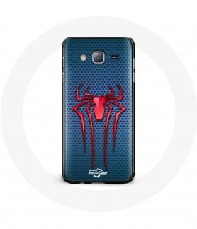 Galaxy J3 2016 spider man case