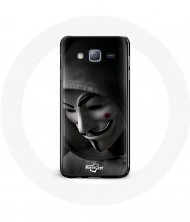 Galaxy J3 2016 Anonymous case