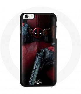 Iphone 6 deadpool case