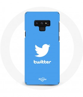 Coque Galaxy Note 9 Twitter