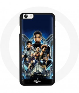 Iphone 6 black panther case