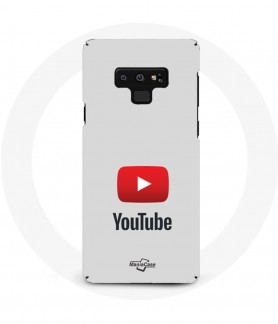 Coque Galaxy Note 9 Youtube