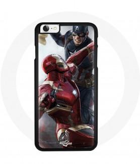Iphone 8 iron-man tony...