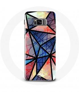 Galaxy S8 Cubic Mosaic Case