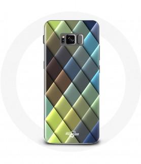 Galaxy S8 Case Mosaic Tiles