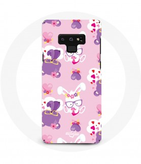 Coque Galaxy Note 9 Amour