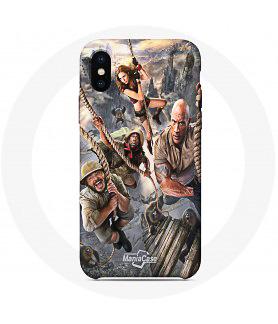 Coque iPhone X Jumanji Next...