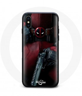 Iphone X deadpool case