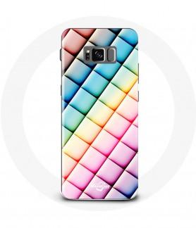 Galaxy S8 Multicolor Mosaic...